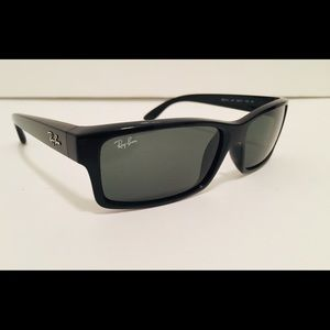 Ray Ban POLARIZED Sunglasses RB4151 601/2P NEW